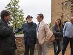 Carlo Petrini in visita al Ceub di Bertinoro
