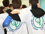"""Consegna agli studenti delle magliette di """"Energy@School"""""""