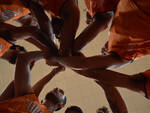 I ragazzi della Tigers Basket Forlì