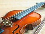 Il violino è tra gli strumenti che i candidati possono suonare nella prova di ammissione