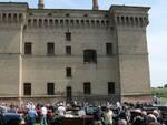 L'area verde di palazzo Grossi a Castiglione di Ravenna