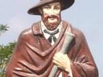 La statua del Passatore
