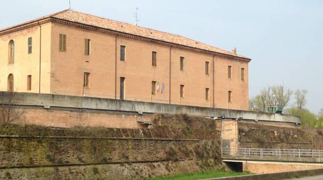 Nella foto il carcere di Forlì