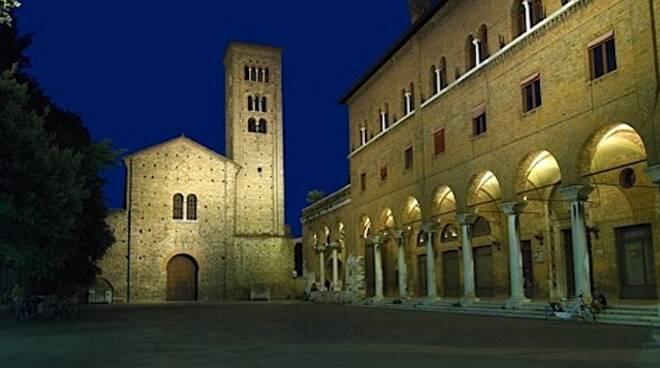 Ravenna, Piazza San Francesco