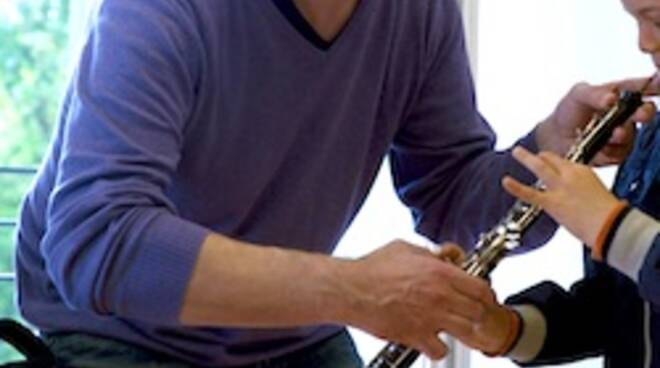 Scuola comunale di musica a Villa Malerbi