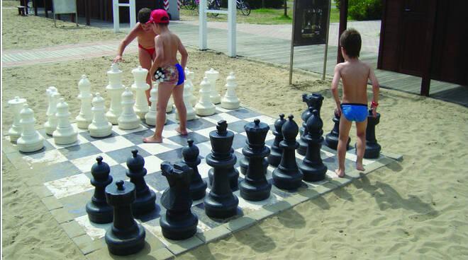 Una delle attività dei centri estivi (foto d'archivio)