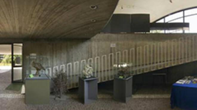 L'ingresso del Museo Malmerendi di Faenza