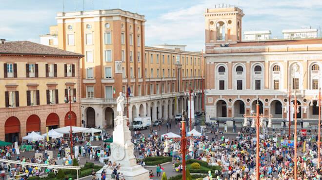 Piazza Della Misura Forli.Eventi Al Via Piazze D Estate A Forli Rassegna Che Animera Il