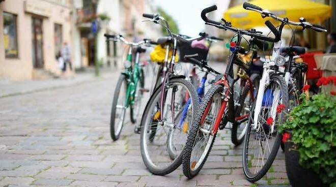 Aumentano le biciclette in città con il bando del Comune