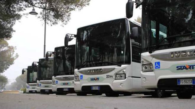 Bus Start Romagna