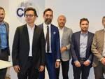I firmatari dell'accordo stretto tra CNA Forlì-Cesena e Welfare Gratis/Tippest