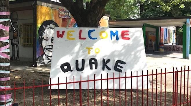 Il centro di aggregazione giovanile Quake