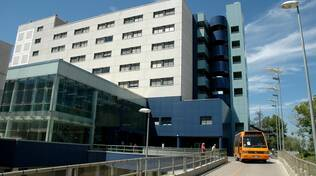 L'ospedale GB Morgagni L Pierantoni di Forlì