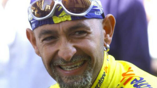 Marco Pantani, foto Bettiniphoto