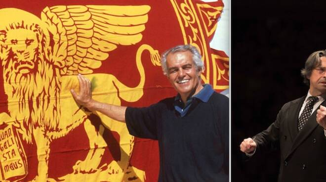 Raul Gardini e Riccardo Muti