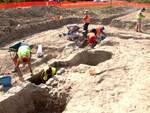 Scavi archeologici al castello di Zagonara