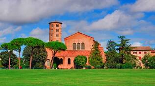 Basilica di Sant'Apollinare in Classe (foto d'archivio)