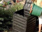 Compostiera domestica (foto di repertorio)