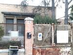 Ingresso palazzina Ausl di via Rocca ai Fossi (foto inviata da Alvaro Ancisi)