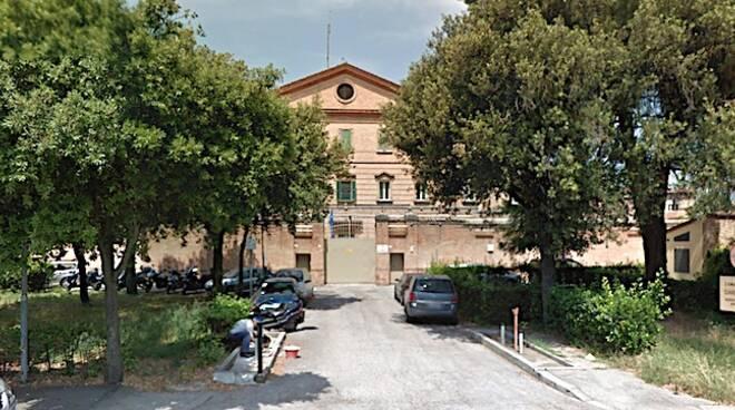 Carcere di Ravenna (Fonte Google Maps)