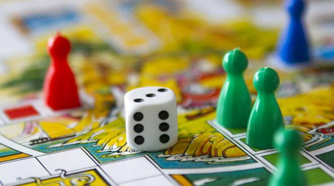 Il sabato sera sarà dedicato ai giochi da tavolo per esperti