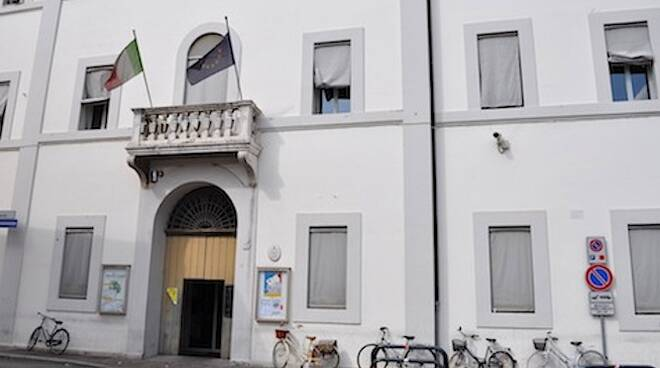 """Biblioteca comunale """"Fabrizio Trisi"""" (foto d'archivio)"""