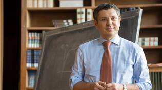 Francesco Ubertini, rettore dell'Università di Bologna