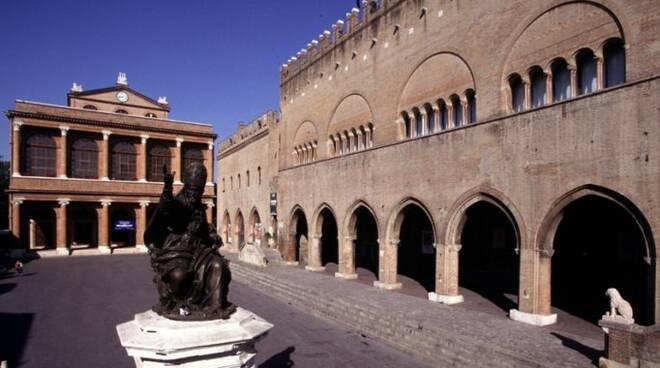 Il Comune di Rimini (foto d'archivio)