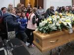 Il funerale di Danilo Zavatta