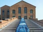 L'ingresso del Museo Classis di Ravenna