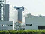 La Centrale a biomasse di Russi