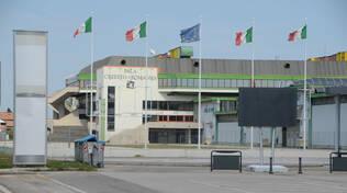 La fiera di Forlì e il PalaGalassi (foto d'archivio)