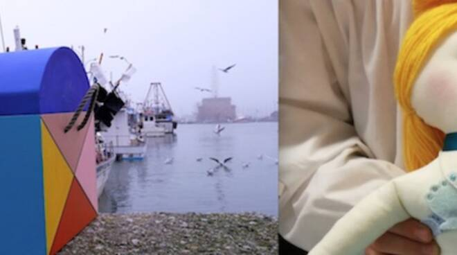 """""""Marina, la sirena dei bambini"""" (foto d'archivio)"""
