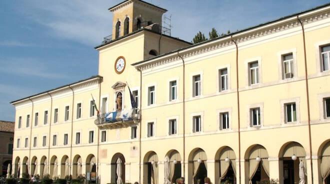 Sede del Municipio di Cervia