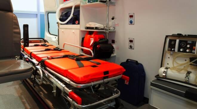 Ambulanza, foto di repertorio