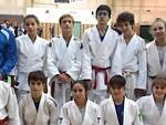 Gli atleti del Centro Sportivo Village