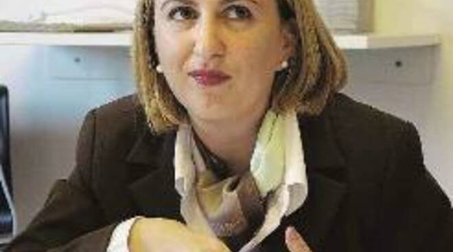 Gloria Lisi, vice sindaco di Rimini