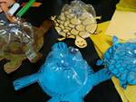 Laboratori creativi con materiale di riciclo