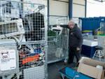 Nel primo semestre del 2018 nella provincia di Ravenna sono state raccolte 1.100 tonnellate di Raee