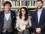 Presentazione del Libro novo con Massaccesi, Fabbri e Giacomoni