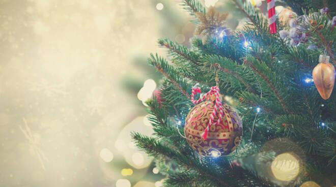 Un albero di Natale (foto di repertorio)