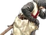 Un appartenente all'Ordine dei Templari