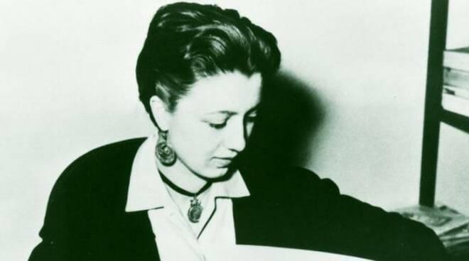 Un'immagine di Benedetta Bianchi Porro, nata a Dovadola l'8 agosto 1936 e morta a Sirmione il 23 gennaio 1964
