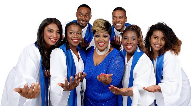Cheryl Porter & Halleljuah Gospel Singers
