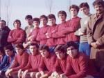 Guido Amadei (primo in basso a destra)