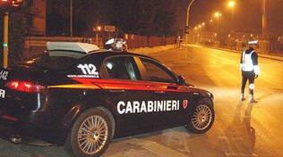 I carabinieri di Riccione (foto d'archivio)