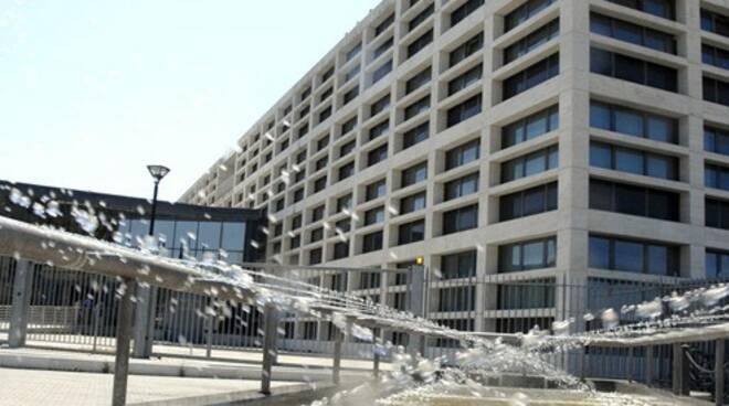 Il tribunale di Rimini (foto d'archivio)