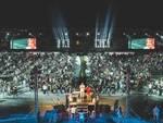 Immagini di repertorio del Rockin1000