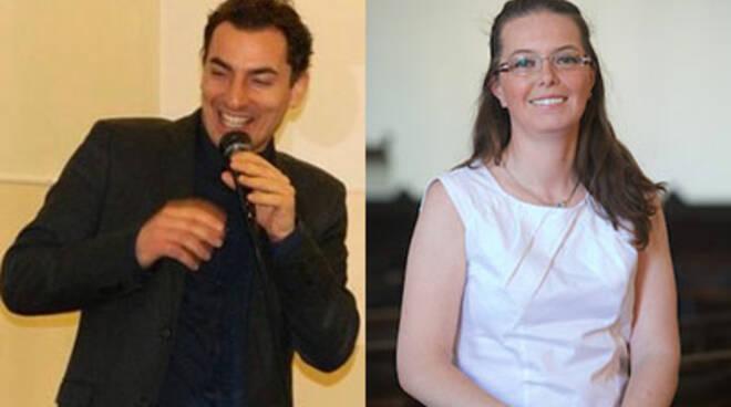Jacopo Morrone e Samantha Gardin