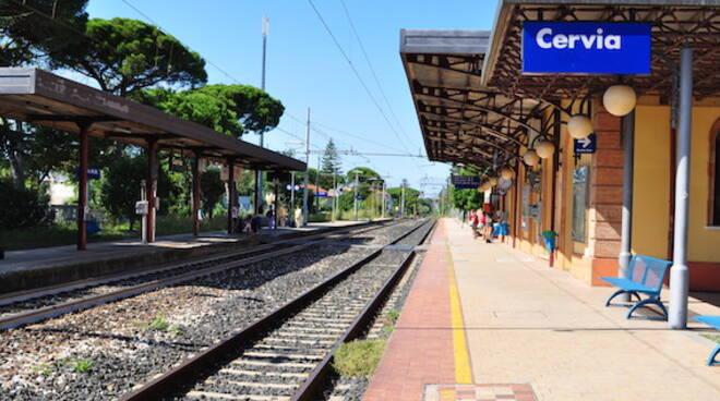 La stazione di Cervia